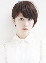 ★すっきり!カジュアルショート★(髪型ショートヘア)