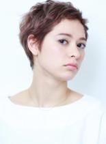 ◇大人のフレンチショート◇(髪型ベリーショート)