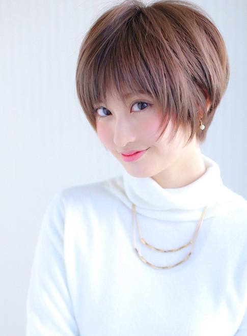 ショートヘア 360度かわいいショート Afloat Japanの髪型 ヘア