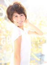 【☆ゆるふわショート☆】(髪型ショートヘア)