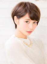 大人かわいい愛され小顔ショート2016☆(髪型ショートヘア)