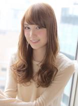 上品ボリュームカール(髪型ロング)