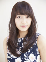 「40代 ロング 女優 髪型」の髪型・ヘアスタイル・ヘアカタログ情報(1件)
