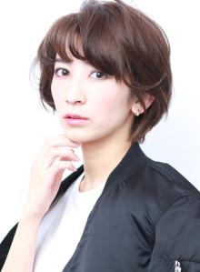 ♪大人女性に人気☆色っぽいショート☆(ビューティーナビ)