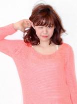 エアリーミディアム(髪型ミディアム)
