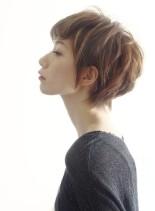 ☆大人の雰囲気ベリーショート☆(髪型ベリーショート)