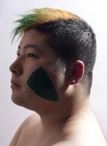 スポーツ刈の新定義KensalGreen(髪型メンズ)