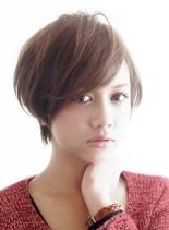 ☆大人可愛い 愛されショートヘア☆ (髪型ショートヘア)