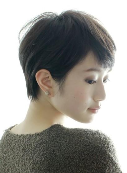 ☆大人の絶壁解消ショート☆(髪型ベリーショート)