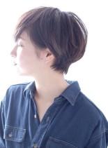 30代40代 人気 大人ショートヘア(髪型ショートヘア)