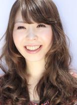 ランダムMIXカール(髪型ロング)