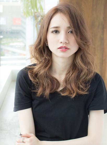 AFLOAT明日香のエスウィートカラー(髪型ロング)