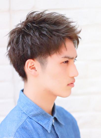 髪型メンズ)