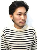 ビジネスショートスタイル(髪型メンズ)