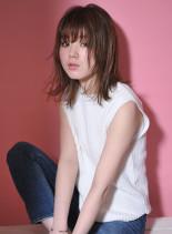 switch style 112(髪型セミロング)