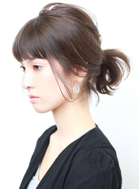 ボブ】◇結べるボブで簡単ポニーテール◇/BEAUTRIUM GINZAの髪型