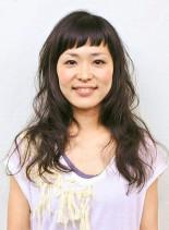 大人かわいいロングスタイル(髪型ロング)