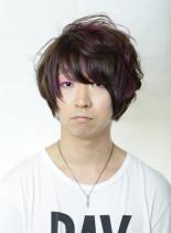 甘め!Paddingtonマッシュ (髪型メンズ)
