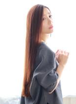 ブライトシールド・ロングストレート(髪型ロング)