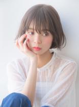 大人ヘルシーボブ2016(髪型ショートヘア)