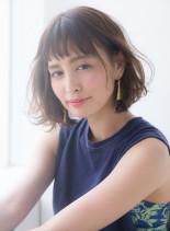 T大人抜け感ボブ2016 NAOMI(髪型ボブ)