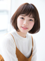 大人ワンカールボブ2016 NAOMI(髪型ボブ)