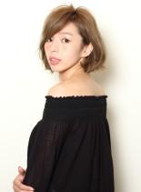 ☆大人可愛いBOBスタイル☆(髪型ボブ)