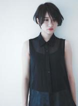 SPECTRE ノームコア×カール(髪型ショートヘア)