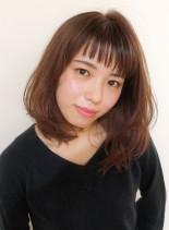 キレ・かわみでぃ(髪型ミディアム)