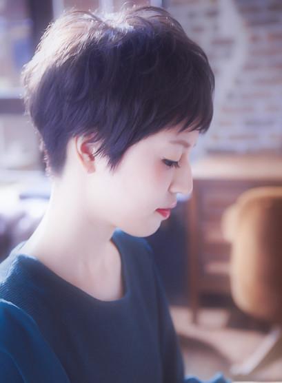 クラシックショート(髪型ベリーショート)