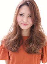 長谷川潤さん風☆大人かわいいルーズロング(髪型ロング)