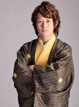 メンズ成人式・和装 袴スタイル(髪型メンズ)