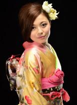 成人式・卒業式などに♪和装ヘアスタイル(髪型ロング)