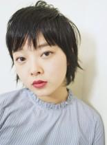 元気印のべリーショート(髪型ショートヘア)