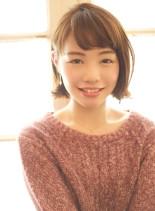 キュートなセミウェットタンバルモリ☆(髪型ボブ)