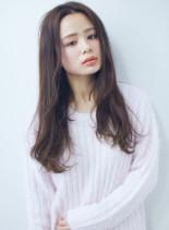 リラクシーニュアンスロング(髪型ロング)
