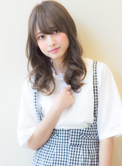 フェミニティーロング(髪型ロング)