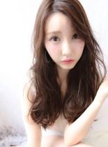 大人キュートロングスタイル(髪型ロング)