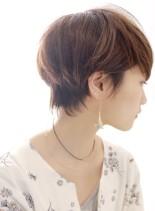 <ショートヘア>大人の似合わせスタイル(髪型ショートヘア)