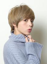 S/S SHORT(髪型ショートヘア)