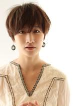 【30代40代】大人女性に人気ショート(髪型ショートヘア)