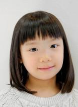 kids cut(髪型ミディアム)