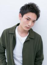 シンプルショート(髪型メンズ)