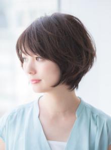 大人女子に似合うひし形ショート2017(ビューティーナビ)