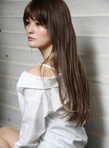 ツヤサラ☆ナチュラルロング(ビューティーナビ)