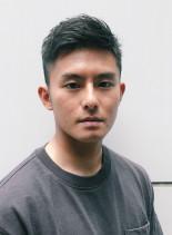 王道ソフトモヒカンショート(髪型メンズ)