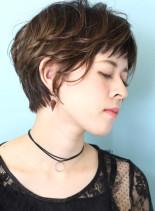 おとなの360度綺麗なショートヘアー☆(髪型ショートヘア)
