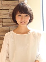 【30代40代】大人女性に人気ショート(髪型ボブ)