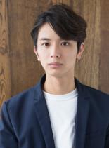 【岡田将生さん風】ビジネススタイル(髪型メンズ)