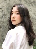 フェミニンゆるふわロングスタイル(髪型ロング)